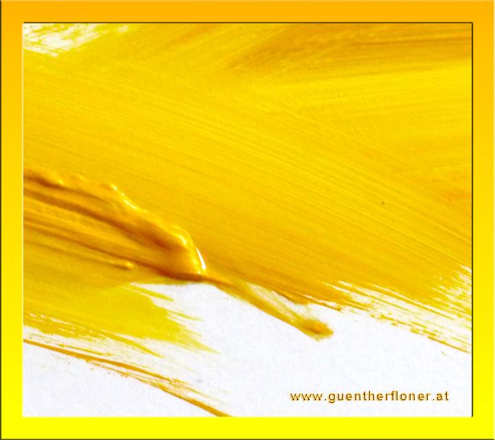 Gelb in dunkelgelb