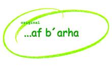 Wenn Sie hier auf das Bild klicken, öffnet sich die Erklärung für ...af b'arha