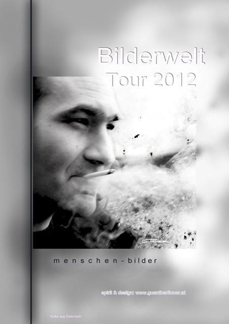 Plakat 10 - Bilderwelt-Tour 2012