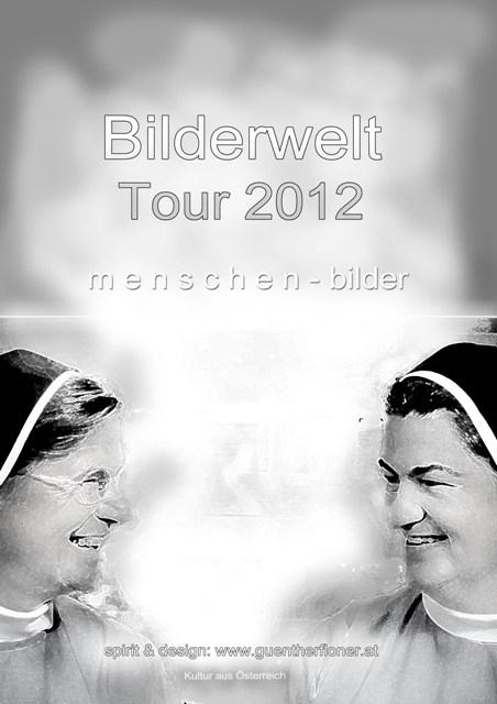 Plakat 32 - Bilderwelt-Tour 2012