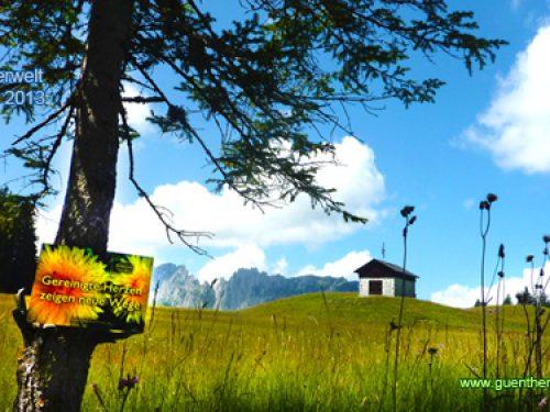 Bilderwelt-Tour 2013 Vorarlberg - Switzerland
