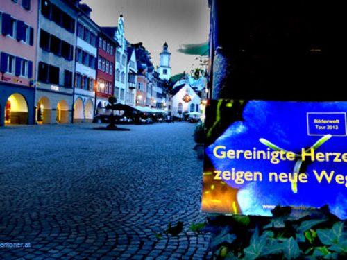 Bilderwelt-Tour 2013
