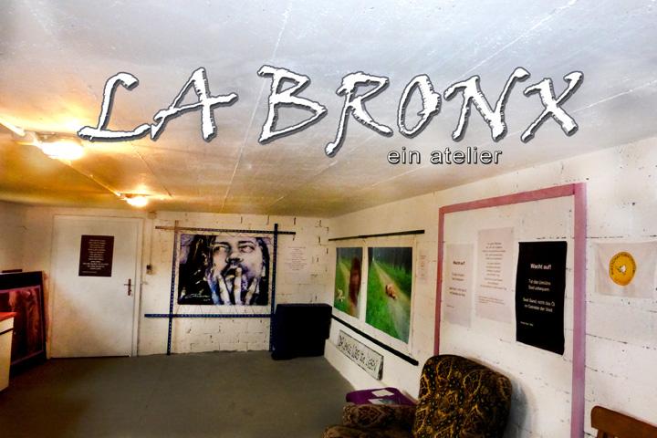 LA BRONX - Ein Atelier von Günther Floner 2017