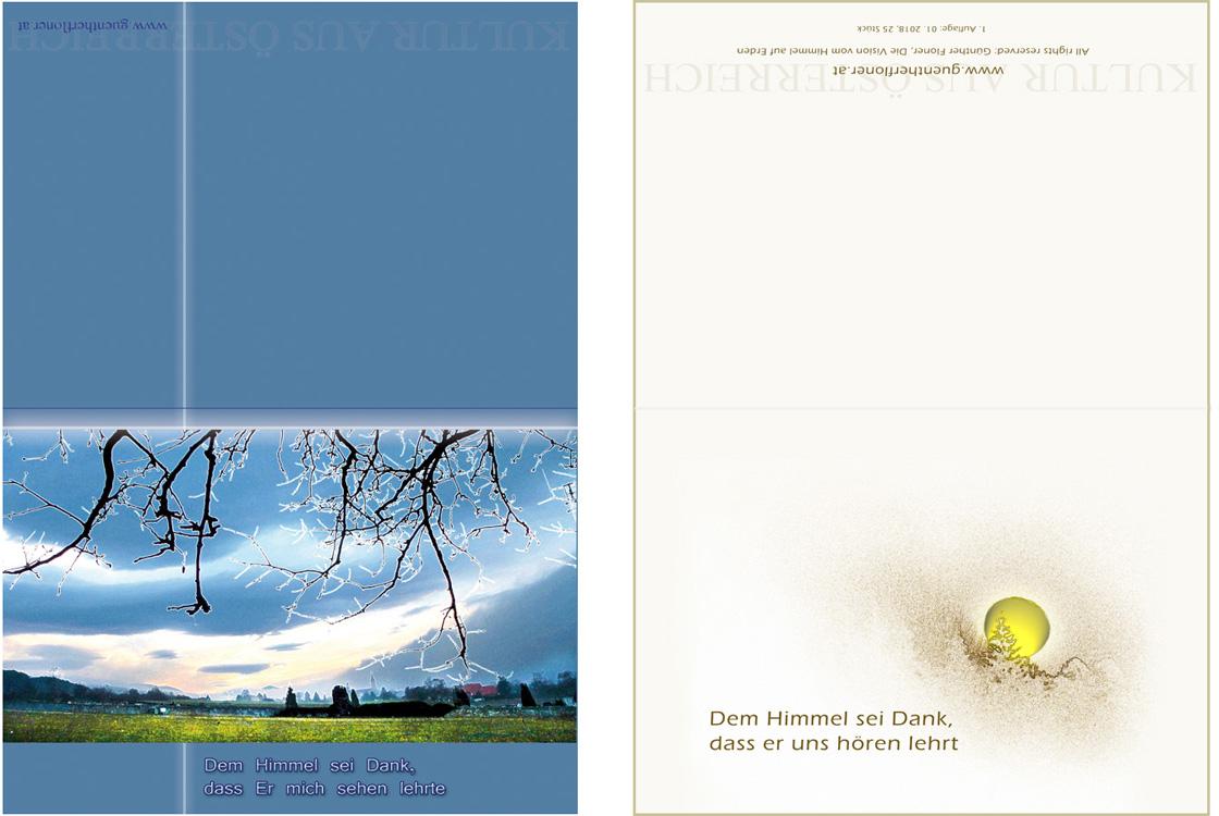 pictureline 01a - Kunstpostkarten