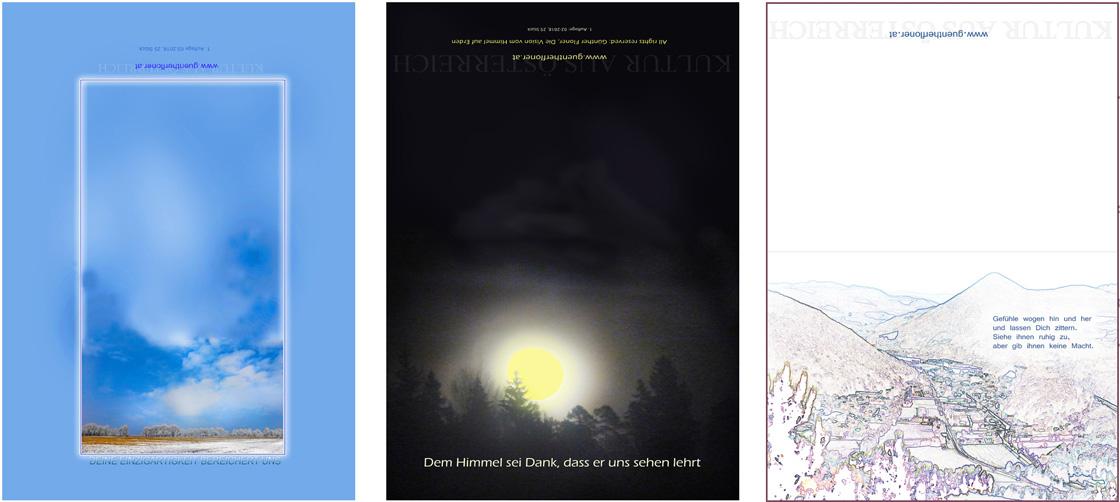 pictureline 01b - Kunstpostkarten