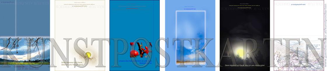 pictureline 01header - Kunstpostkarten