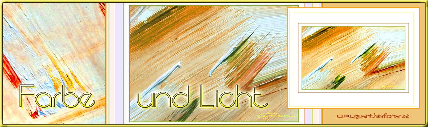 Farbe und Licht-pictureline 01 - In braun-gelb