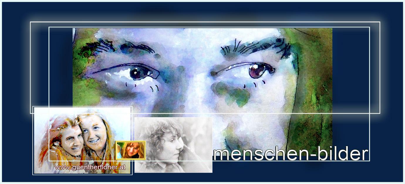 Menschen-Bilder -pictureline 02 - Die rechte Hand auf Mund