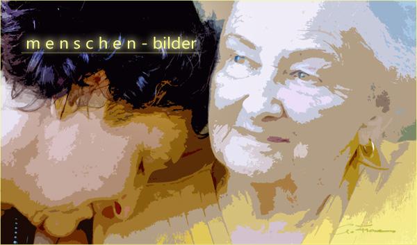 Menschen-Bilder - Mutter und Tochter