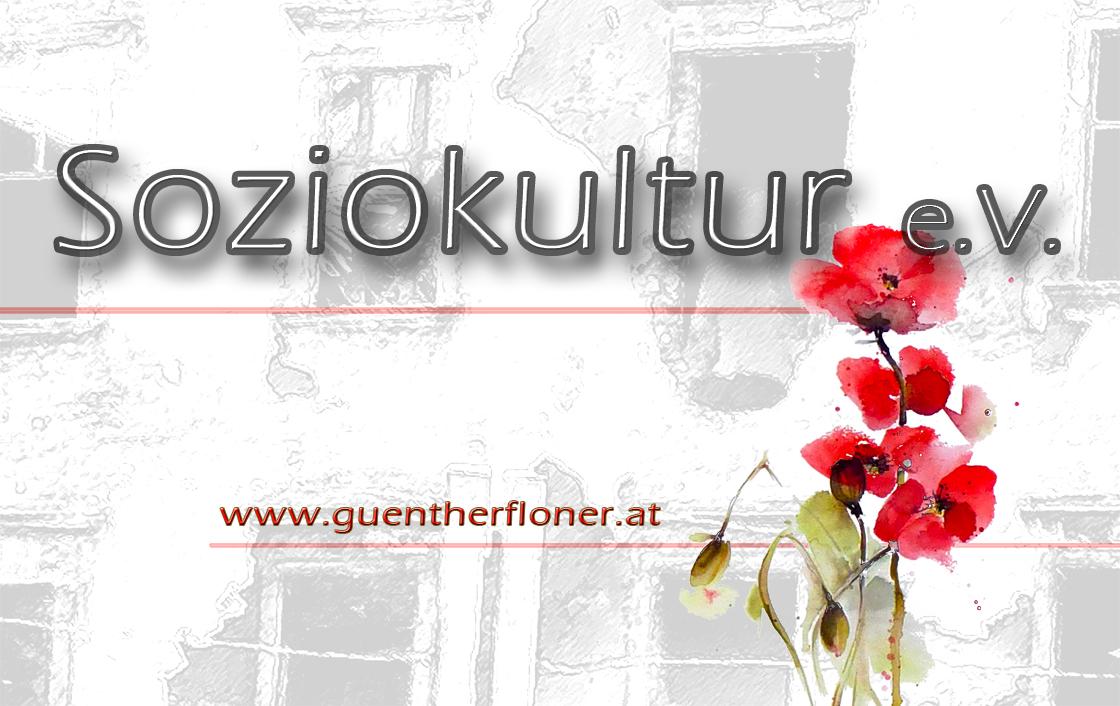 Soziokultur 01 - Günther Floner