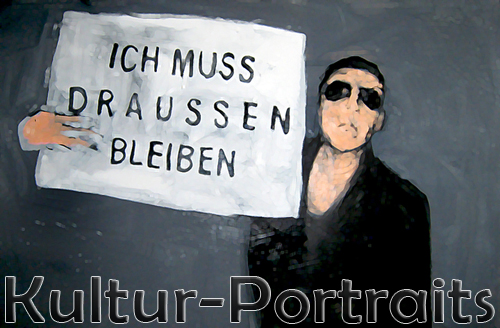 Kulturportraits-logo - Ian Krause